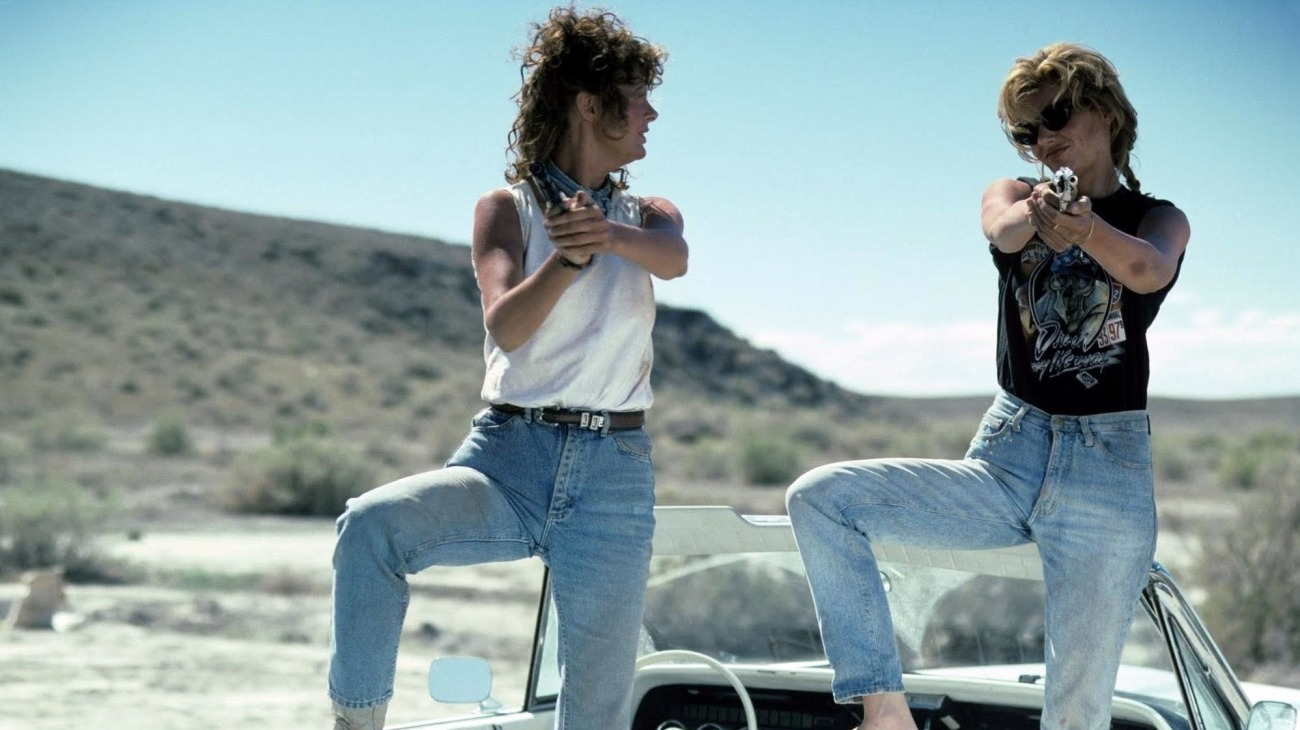 Thelma & Louise backdrop