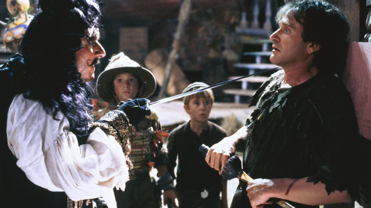 Hook (1991) – Adventure, Comedy, Family