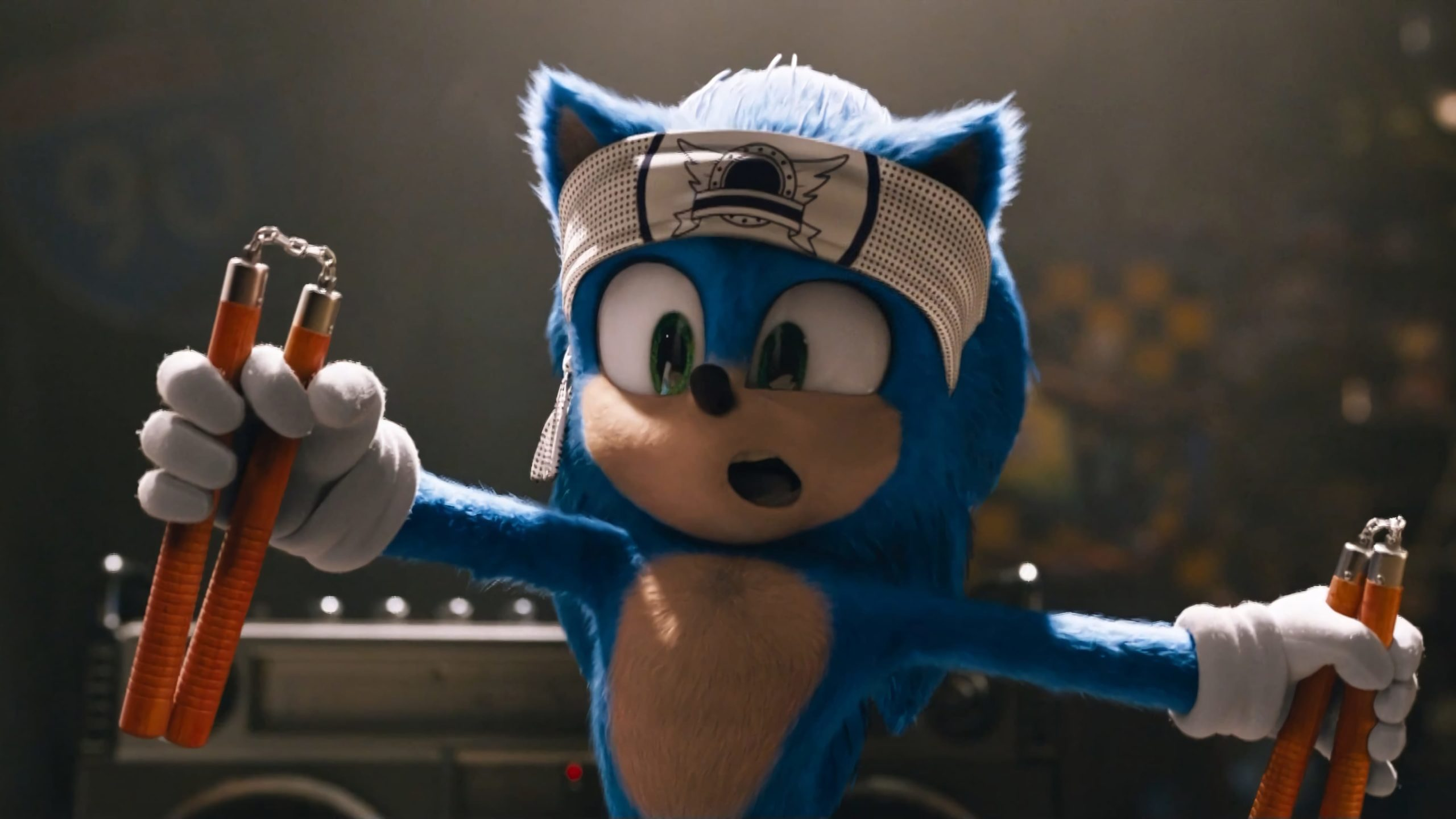 Sonic The Hedgehog 2020 Movie Review Alternate Ending