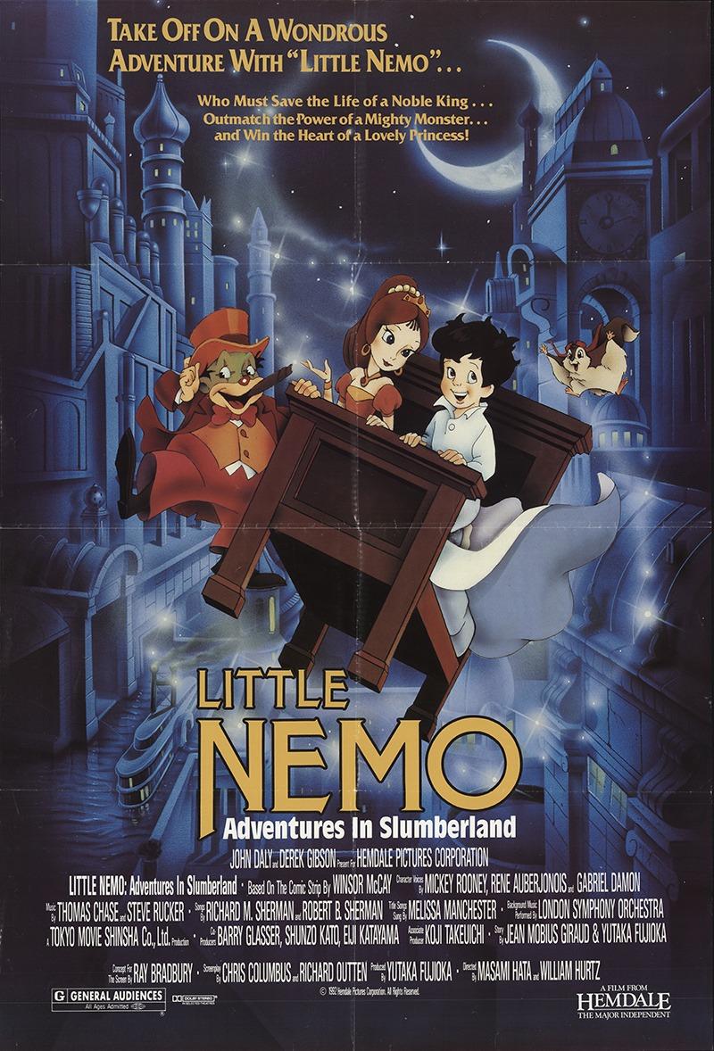 Little Nemo poster