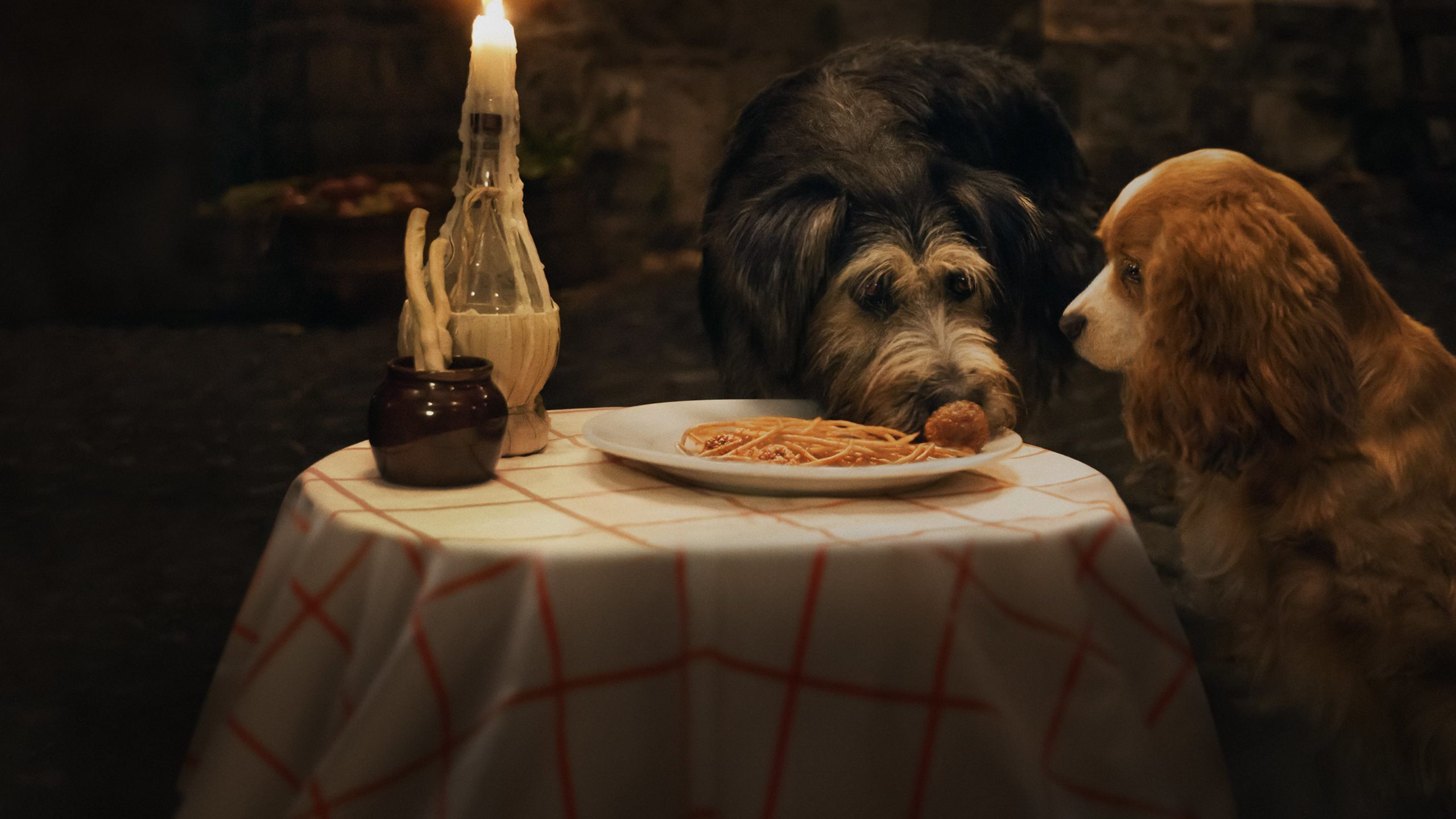 Lady And The Tramp 2019 Movie Review Alternate Ending