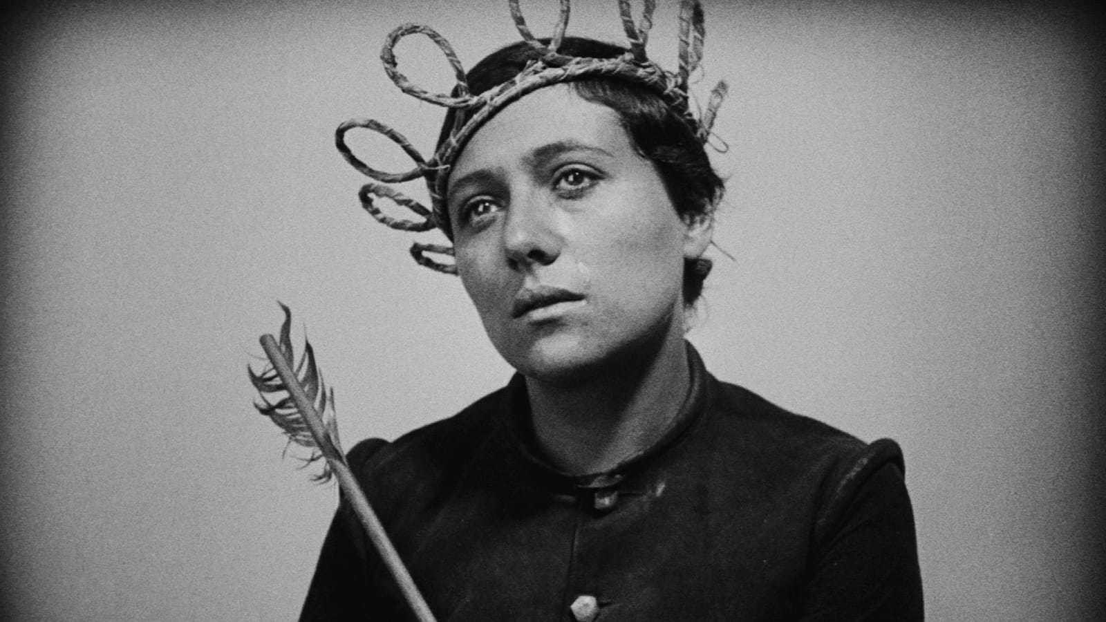 The Passion of Joan of Arc backdrop