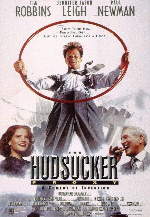 The Hudsucker Proxy poster