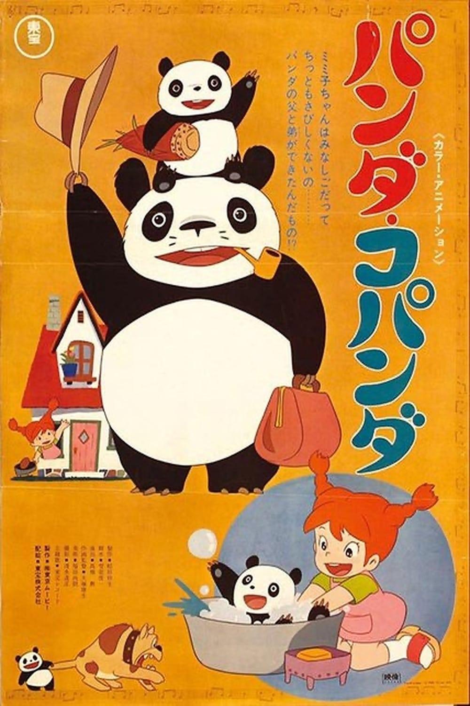 Panda! Go, Panda! poster