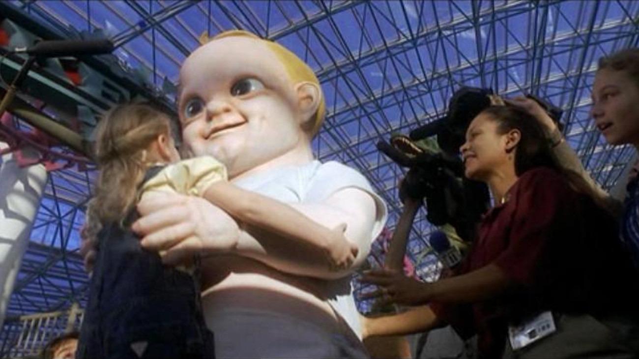 Baby Geniuses backdrop
