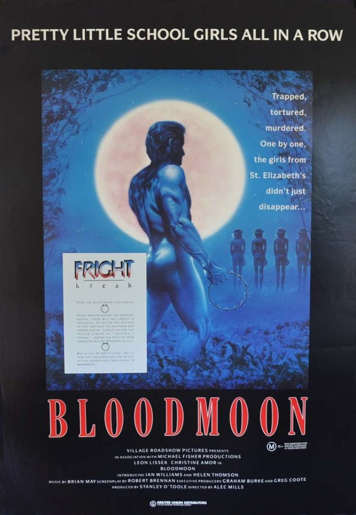 Bloodmoon poster