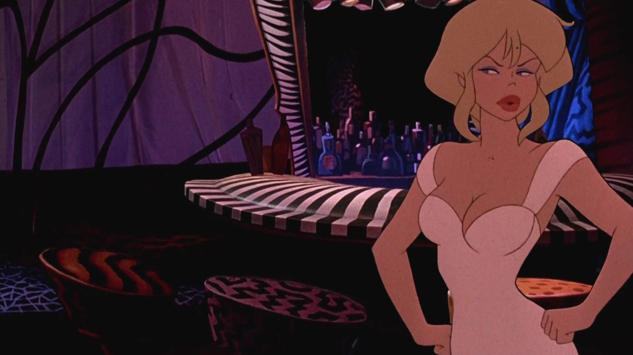 Cool World 1992 Movie Review Alternate Ending