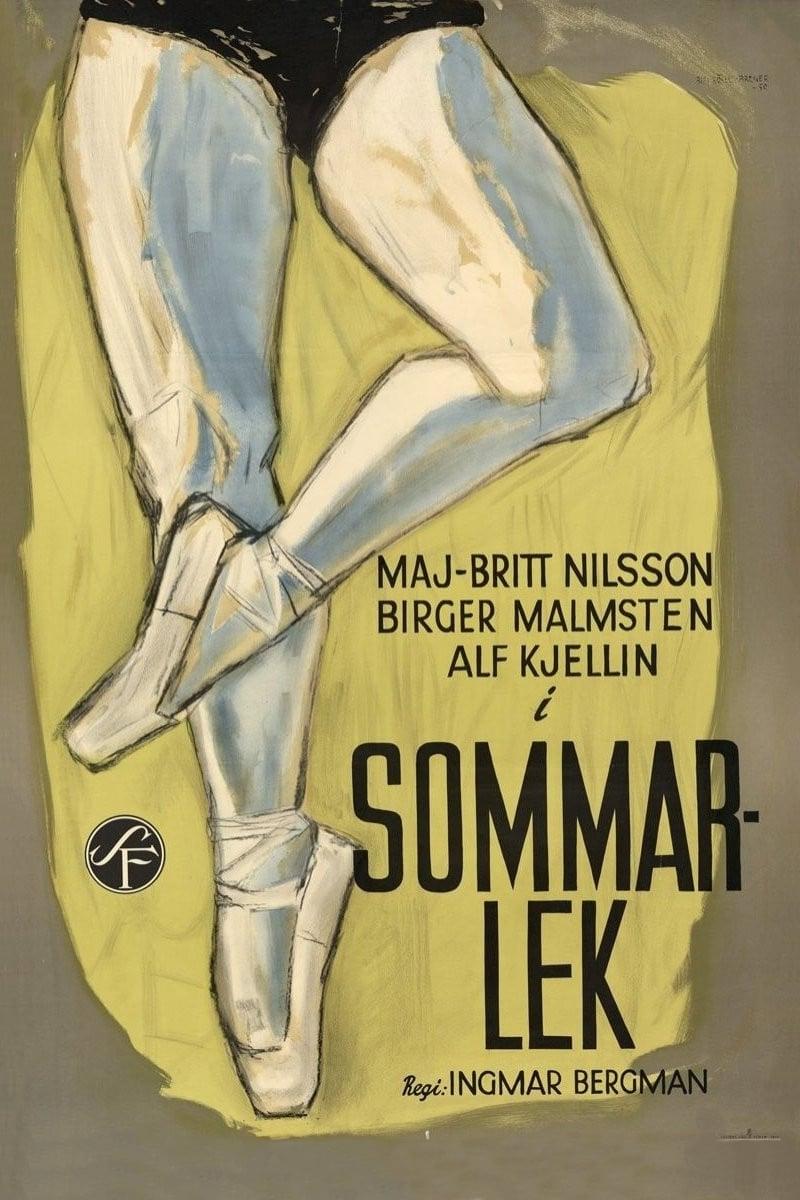 Summer Interlude poster