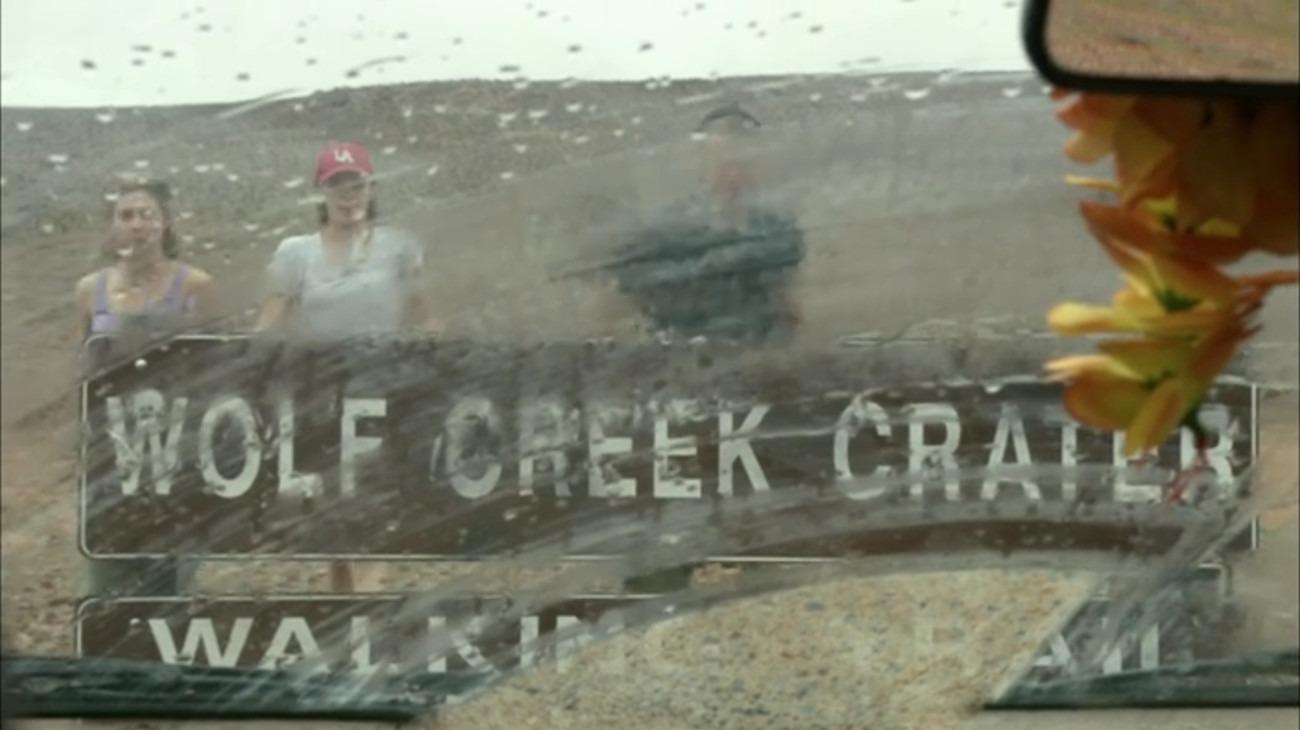 Wolf Creek backdrop