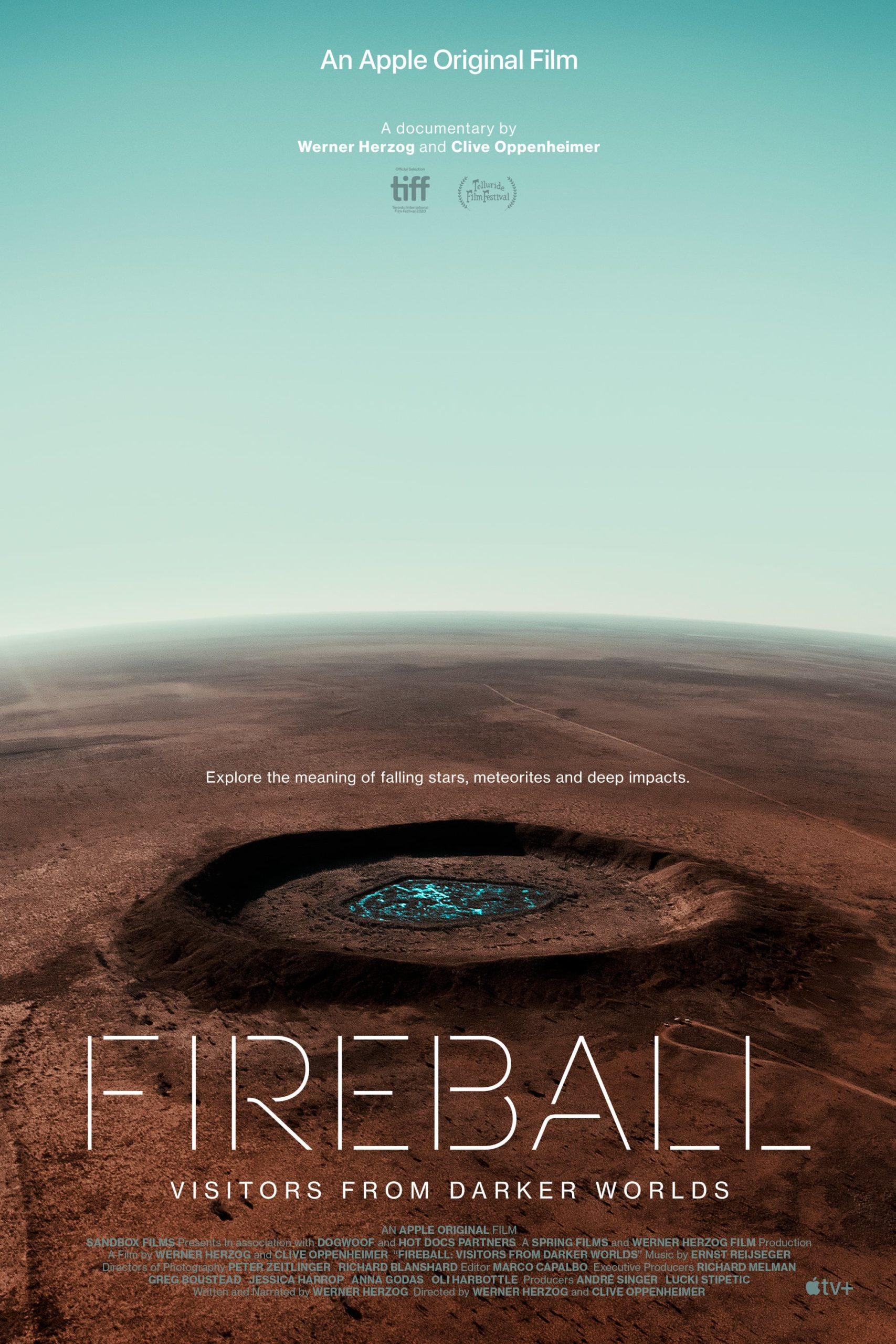 Fireball review poster