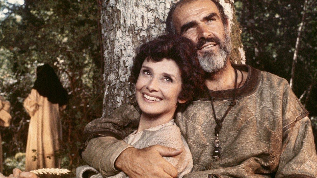 Robin and Marian backdrop