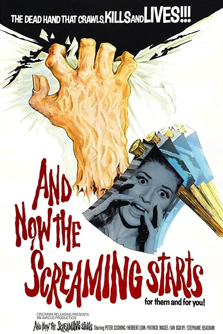 '--And Now the Screaming Starts! poster