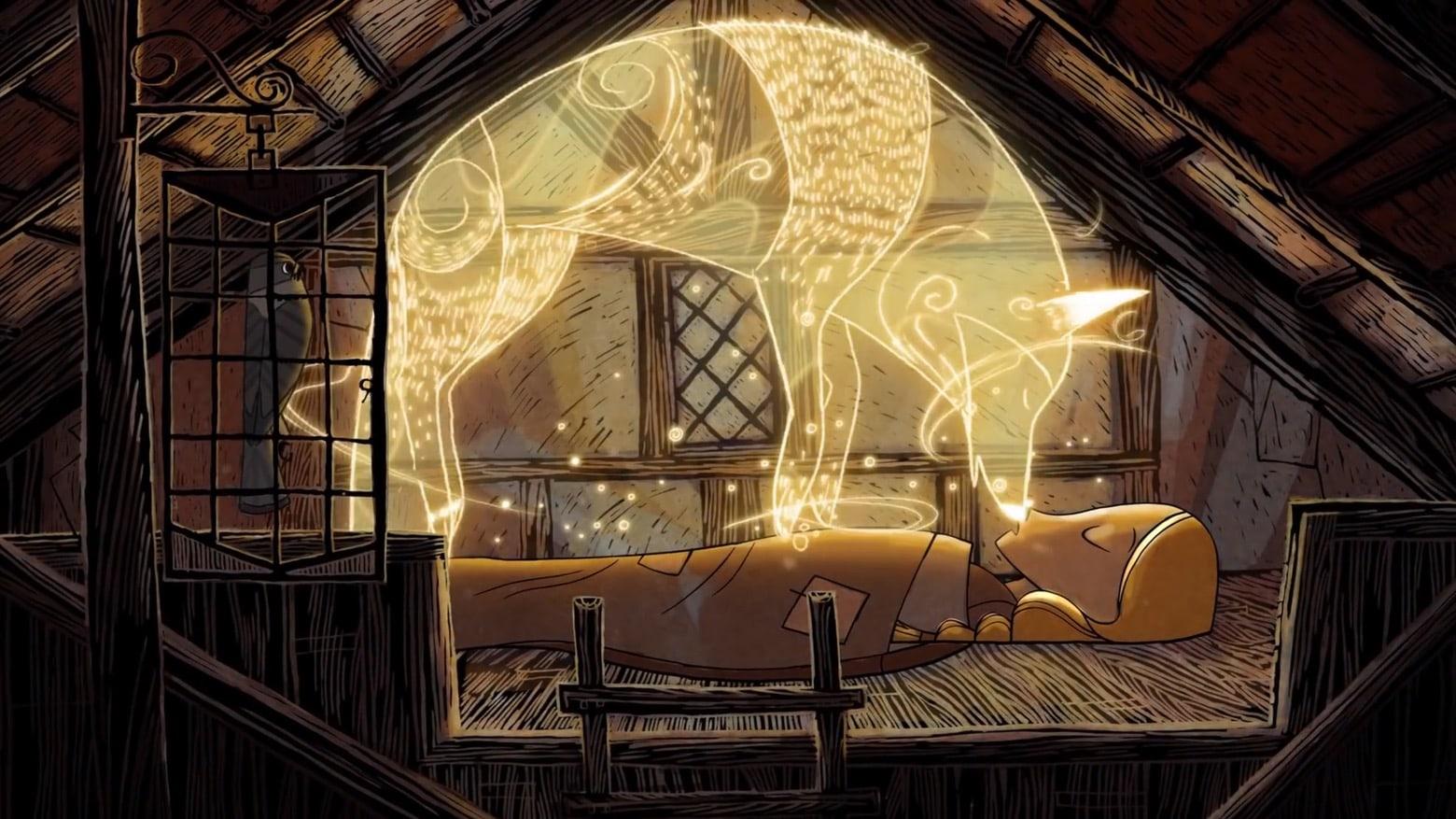 Wolfwalkers backdrop