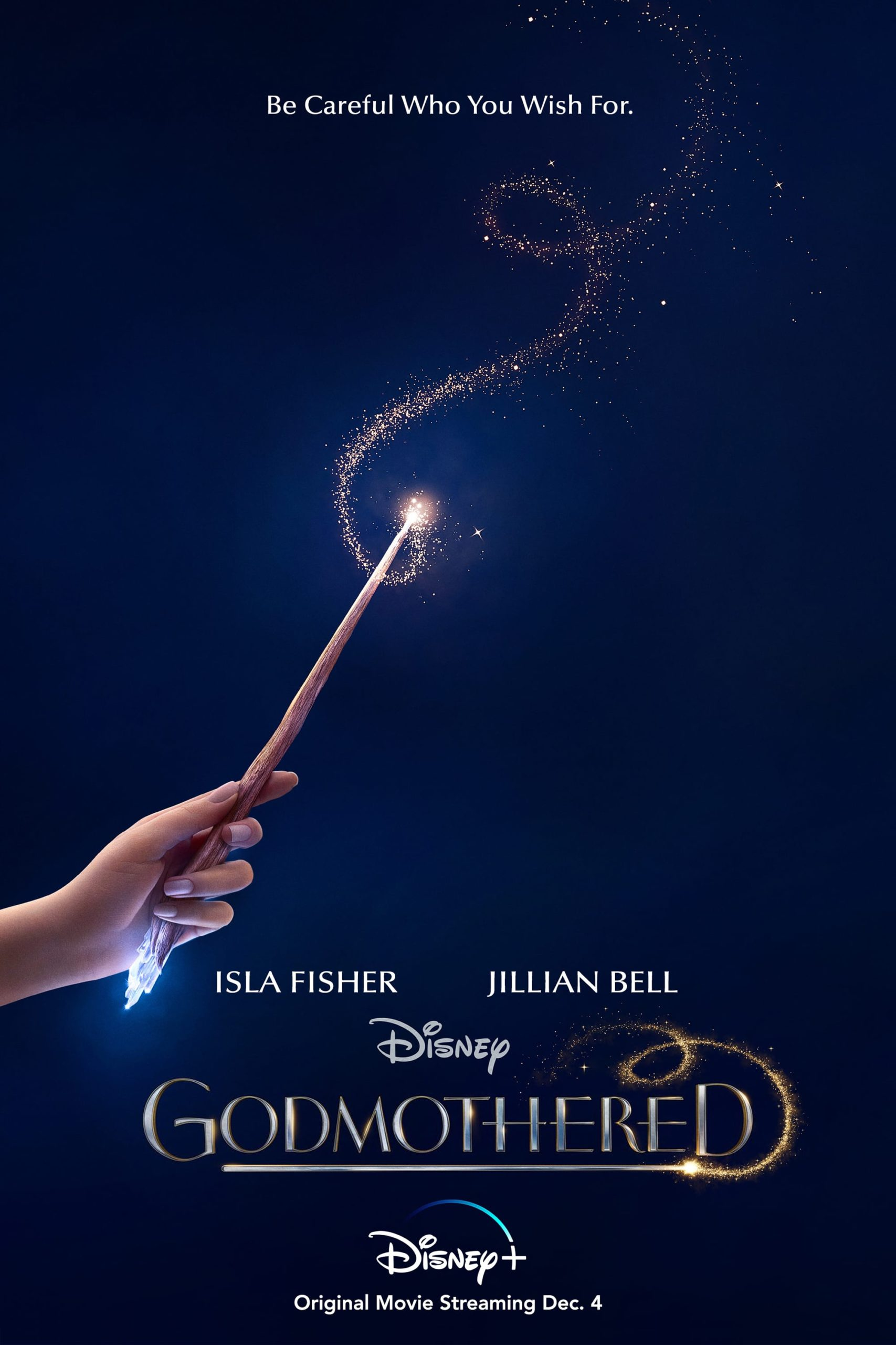 Godmothered poster