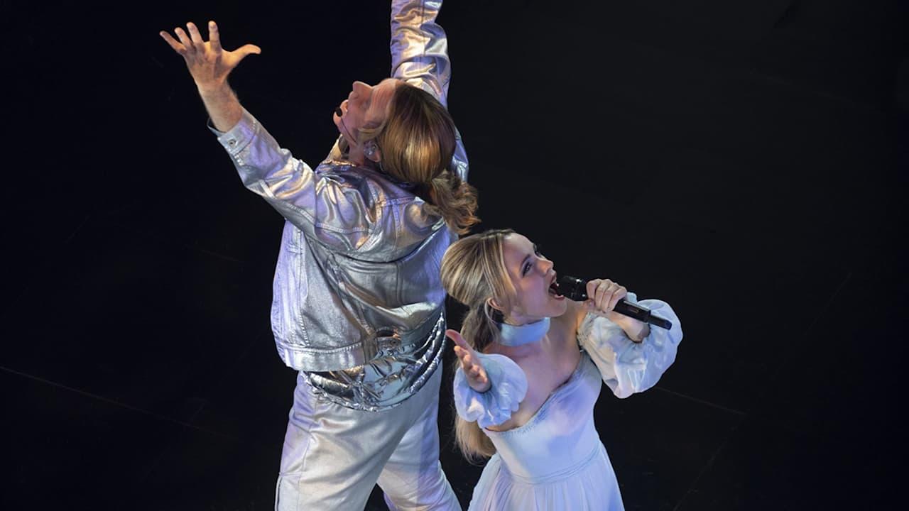 Eurovision Song Contest backdrop