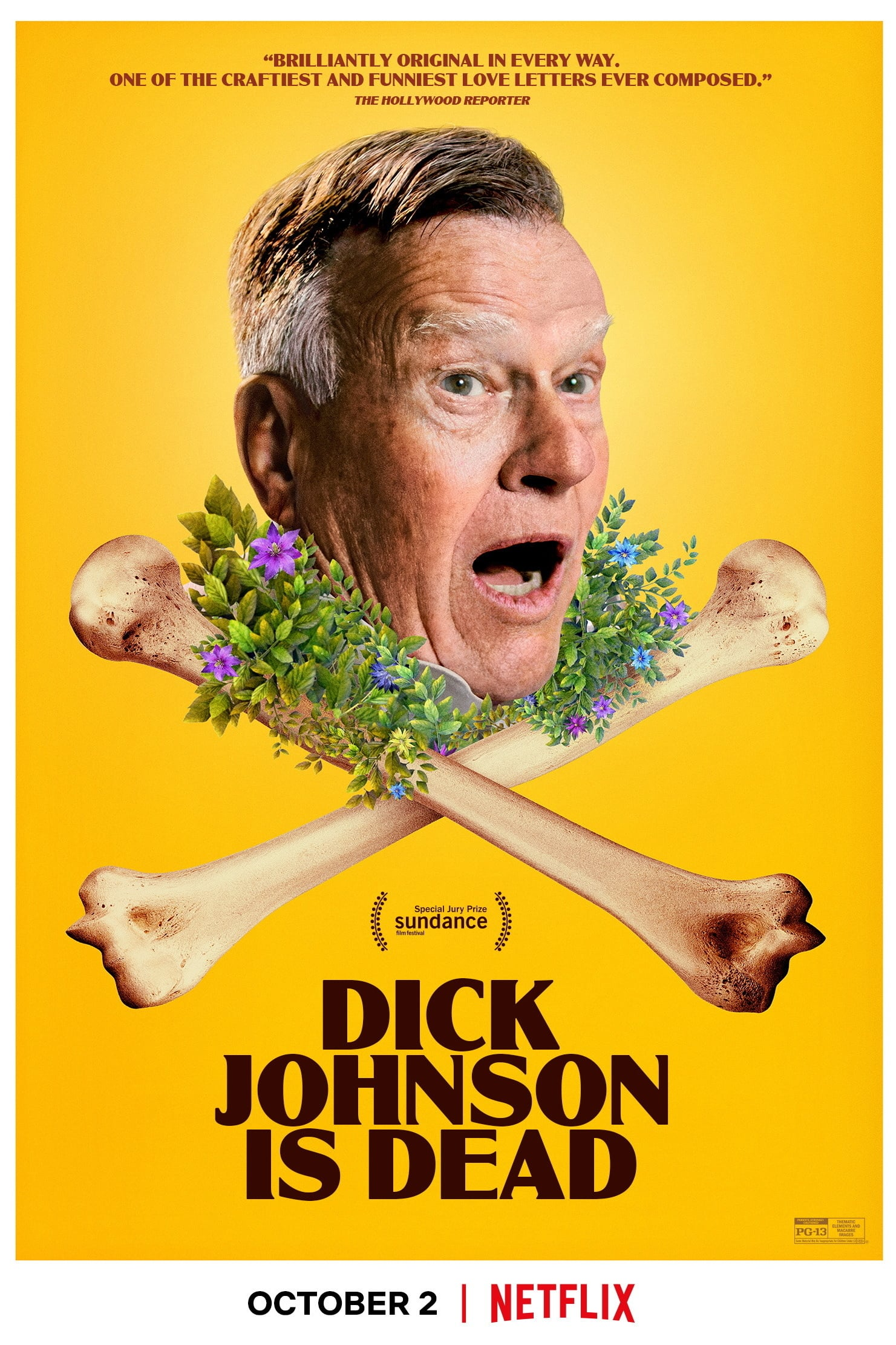 Dick Johnson Is Dead poster