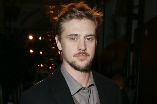 Boyd Holbrook in Eight for Silver