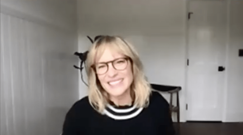 Robin Wright Land Interview