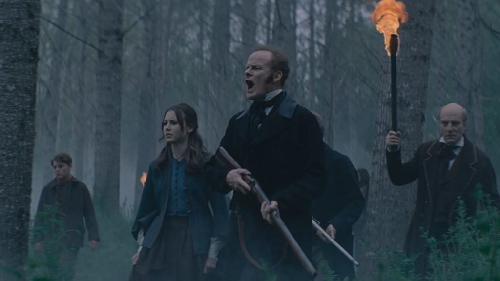 Eight For Silver Movie with Alistair Petrie