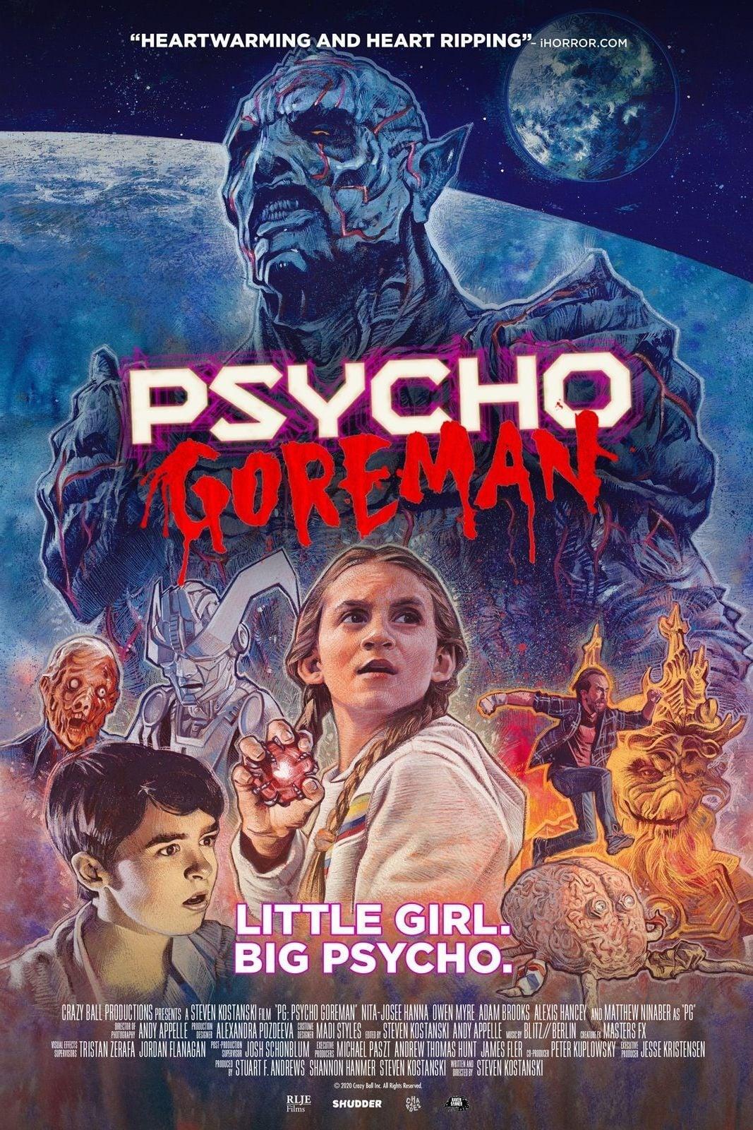 Psycho Goreman poster