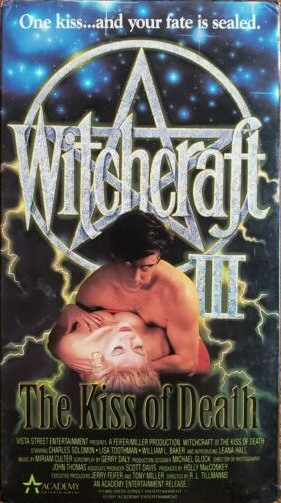 Witchcraft III: The Kiss of Death poster