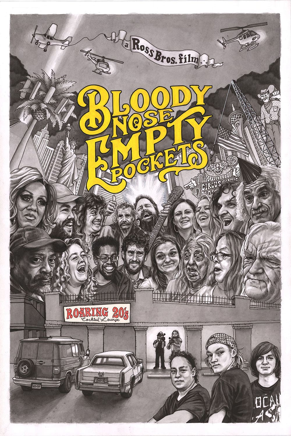 Bloody Nose, Empty Pockets poster