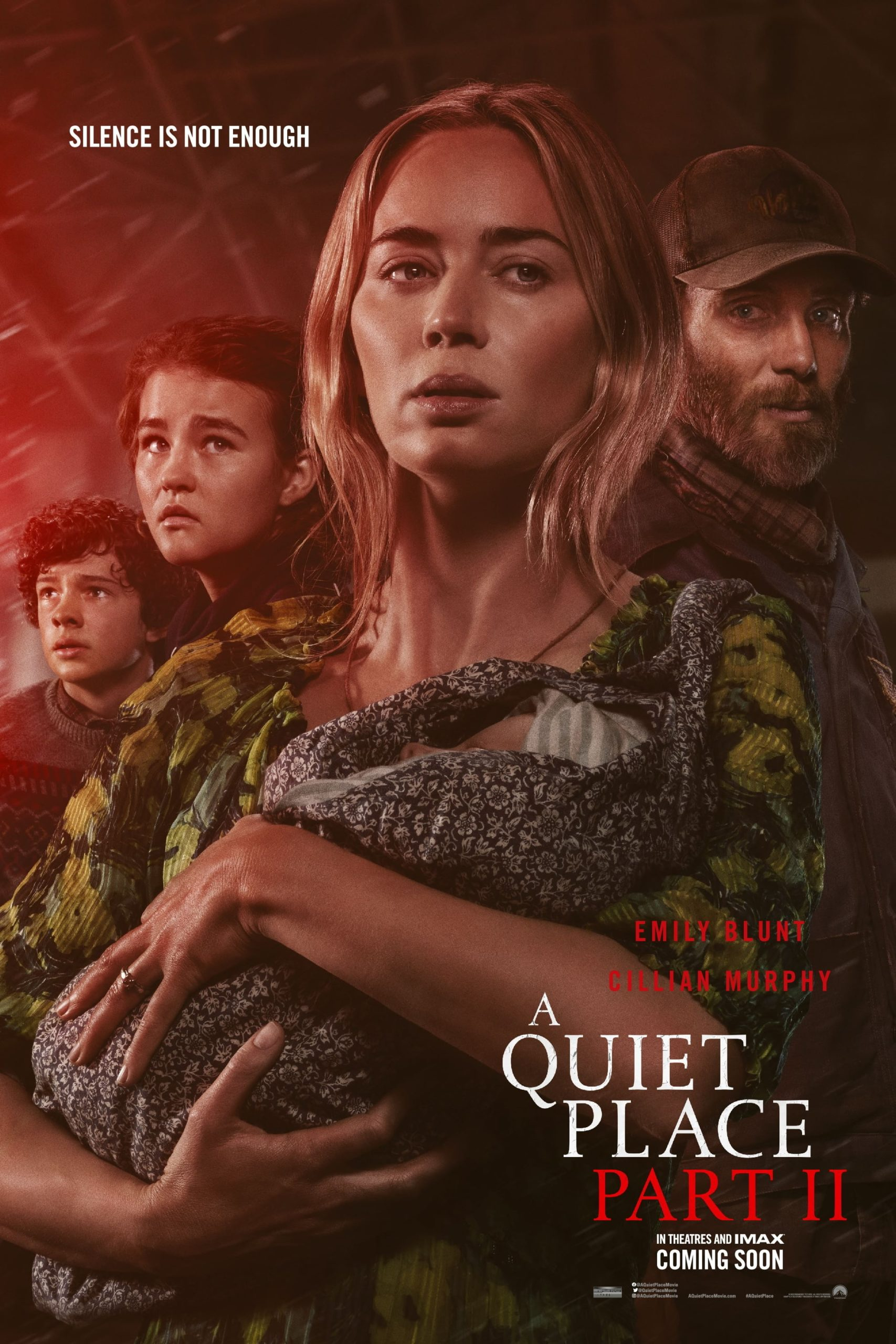 A Quiet Place, Part II poster