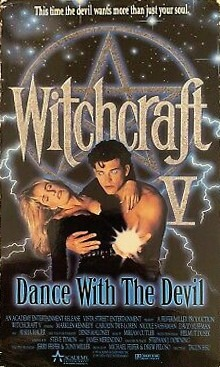 Witchcraft V: Dance with the Devil poster