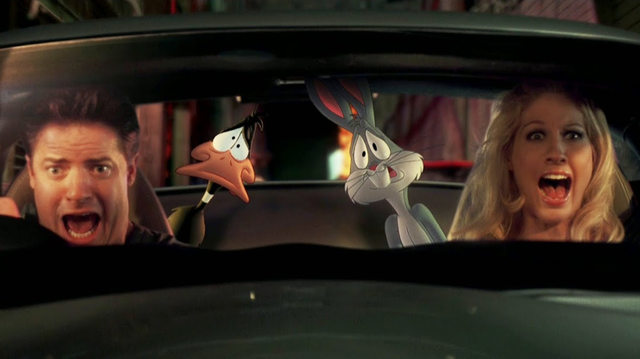 Looney Tunes: Back in Action backdrop
