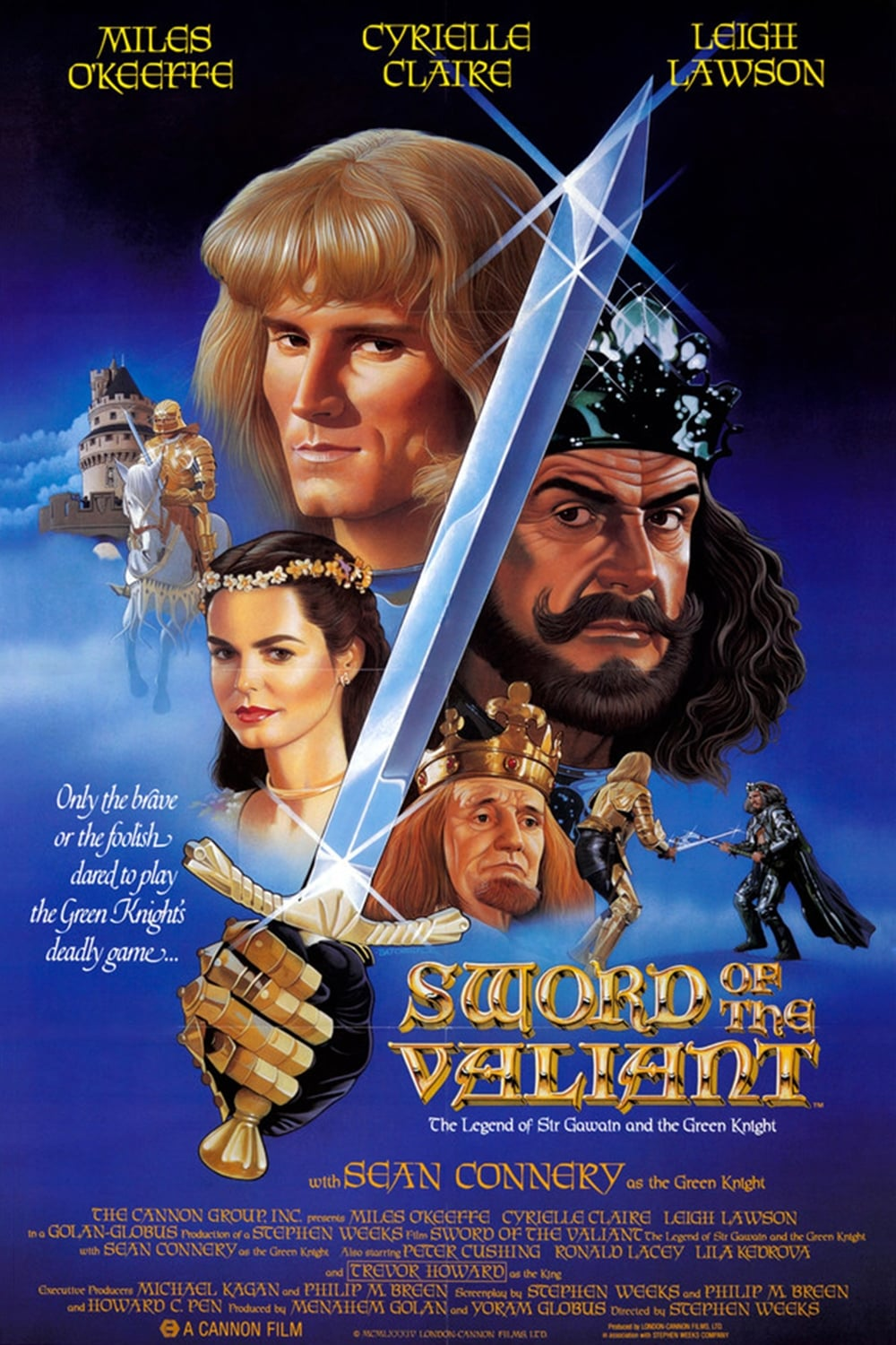 Sword of the Valiant poster