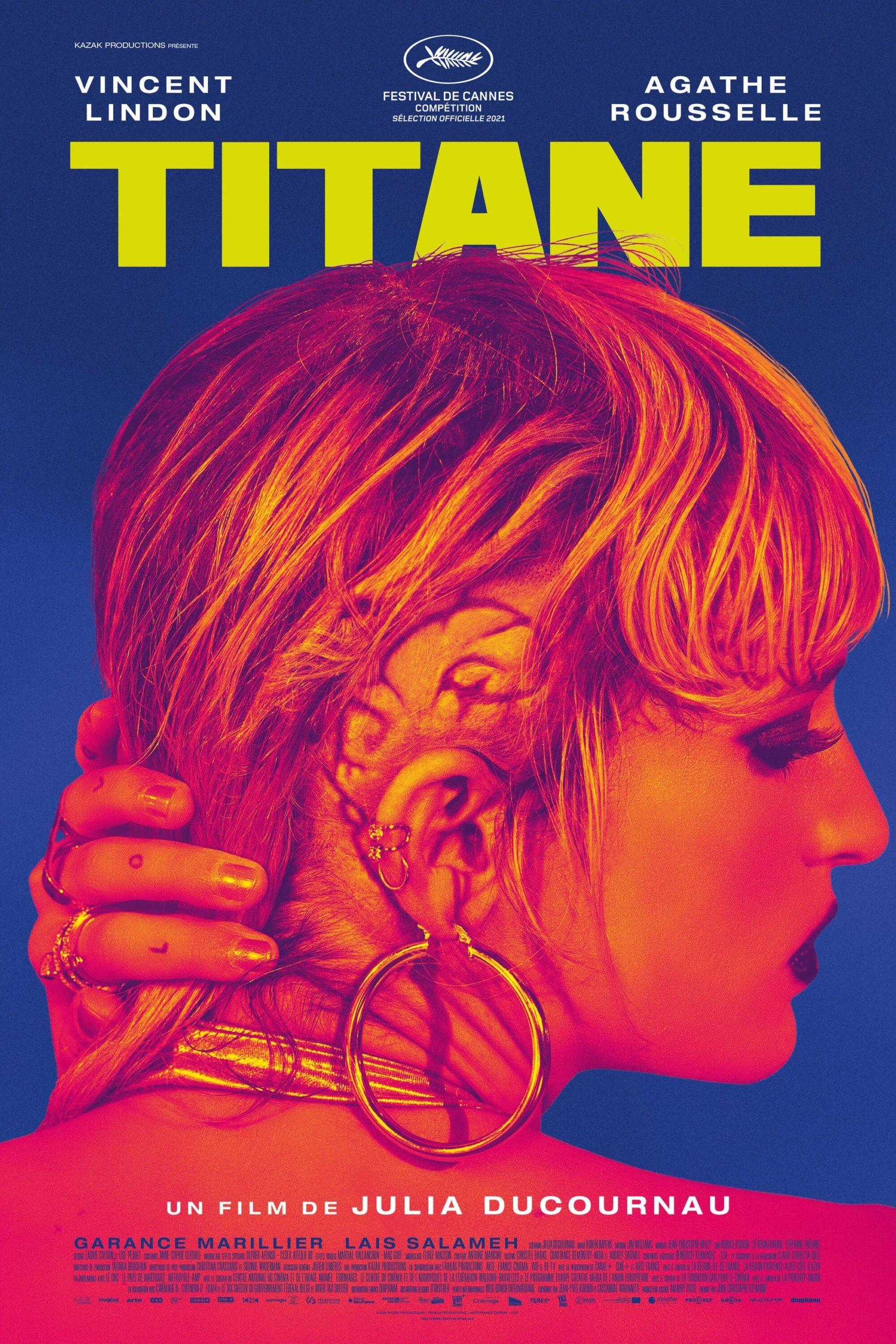 Titane poster